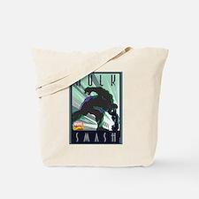 Hulk Smash Decco Tote Bag