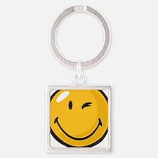 friendly wink Keychains