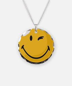 friendly wink Necklace