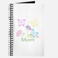 Personalize mom Flowers & Butterflies Journal