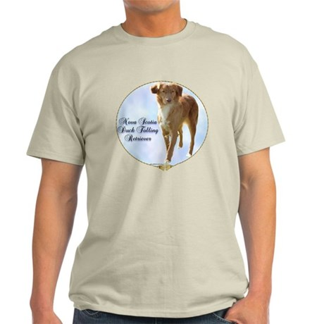 Toller Portrait Light T-Shirt