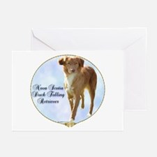 Toller Portrait Greeting Cards (Pk of 10)