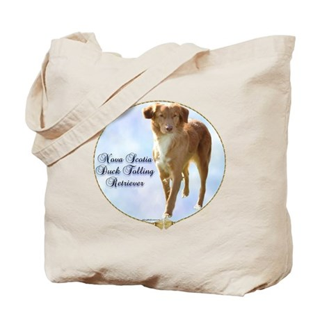 Toller Portrait Tote Bag