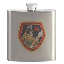 NROL-38 Anubis Flask