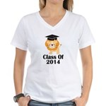 Class of 2014 Gift Women's V-Neck T-Shirt
