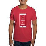 Already a Cyborg Men's T-Shirt (dark)