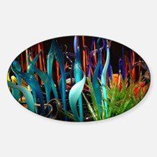 Colorful Abstract Art Decal