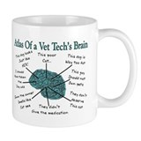 Vet tech Standard Mugs (11 Oz)