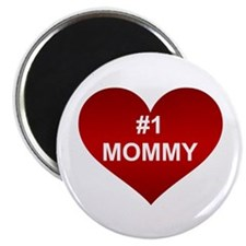 #1 MOMMY Magnet