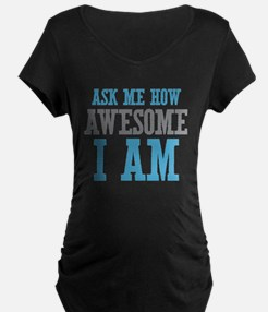Ask How Awesome T-Shirt