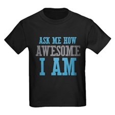 Ask How Awesome T