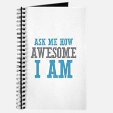 Ask How Awesome Journal