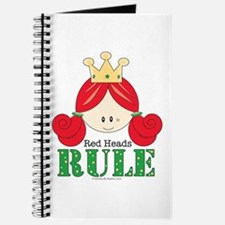 Red Heads Rule Journal
