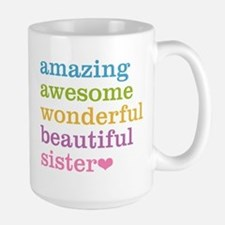 Amazing Sister Coffee Mug
