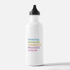 Amazing Sister Water Bottle