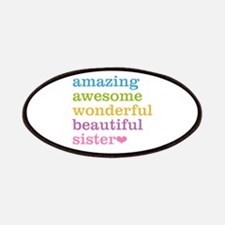 Amazing Sister Patches