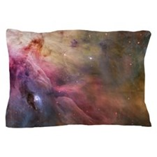 Orion Nebula interior Pillow Case
