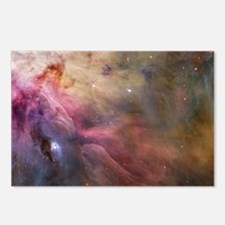 Orion Nebula interior Postcards (Package of 8)