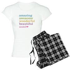 Amazing Aunt Pajamas