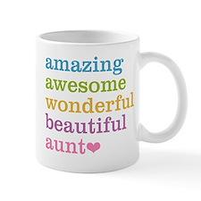 Amazing Aunt Mug