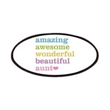 Amazing Aunt Patches