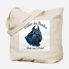 Bouvier des Flandres Rule Tote Bag