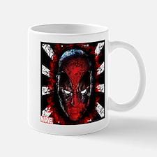 Deadpool Head Mug
