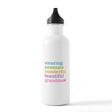 Amazing Grandma Water Bottle
