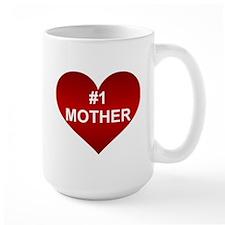 #1 MOTHER Mug