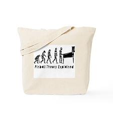 Unique Current Tote Bag