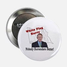 White Flag Harry Reid Button