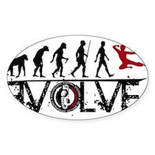 EVOLVE JKD Decal