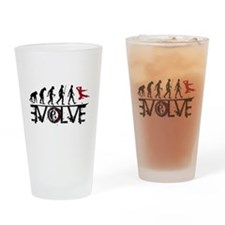 EVOLVE JKD Drinking Glass