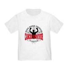 Retinoblastoma Tough Survivor T-Shirt