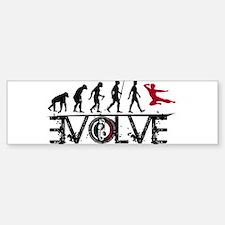 EVOLVE JKD Bumper Bumper Bumper Sticker
