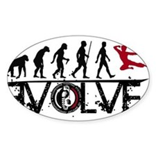 EVOLVE JKD Decal
