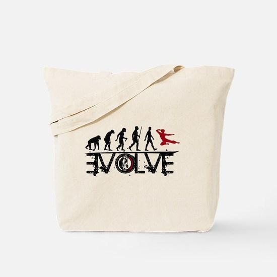 EVOLVE JKD Tote Bag