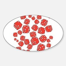 Roll the dice Decal