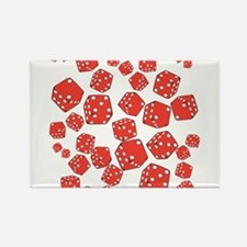 Roll the dice Magnets