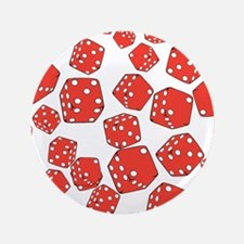 """Roll the dice 3.5"""" Button"""