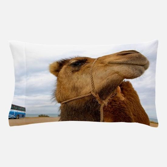 Moroccan Camel Pillow Case
