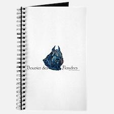 Bouvier des Flanders too Journal