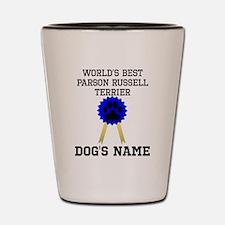 Worlds Best Parson Russell Terrier (Custom) Shot G