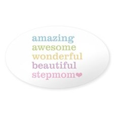 Amazing Stepmom Decal