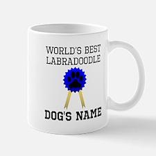 Worlds Best Labradoodle (Custom) Mugs
