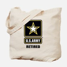 Army ret Tote Bag