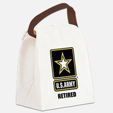 Army ret Canvas Lunch Bag