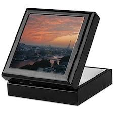 Paris Sunset Keepsake Box