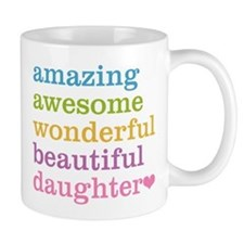 Amazing Daughter Mug