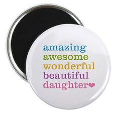 Amazing Daughter Magnet